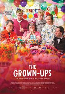 Постер к фильму Взрослые