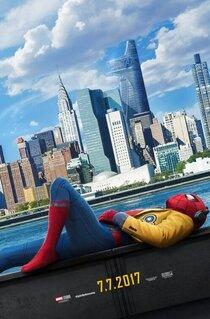 Постер к фильму Человек-паук: Возвращение домой