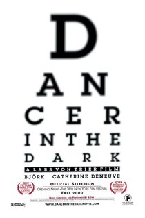 Постер к фильму Танцующая в темноте