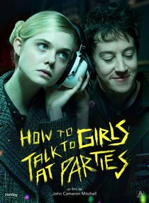 Постер к фильму Как разговаривать с девушками на вечеринках