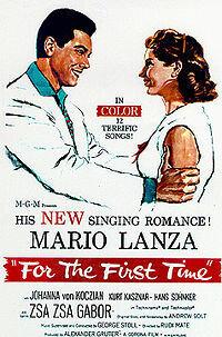 Постер к фильму Серенада большой любви