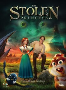 Постер к фильму Украденная принцесса