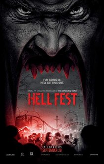 Постер к фильму Хэллфест