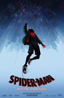 Постер к фильму Человек-паук: Через вселенные