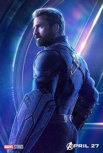 Постер к фильму Мстители: Война бесконечности