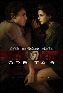 Постер к фильму Орбита 9
