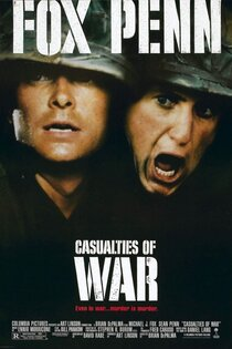 Постер к фильму Военные потери