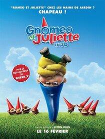 Постер к фильму Гномео и Джульетта