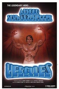 Постер к фильму Геркулес в Нью-Йорке