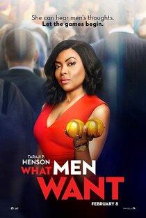 Постер к фильму Чего хотят мужчины