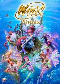Постер к фильму Клуб WINX: Тайна морской бездны