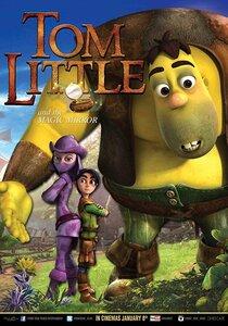 Постер к фильму Маленький Том и волшебное зеркало
