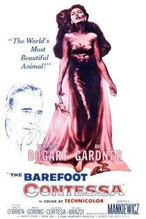 Постер к фильму Босоногая графиня