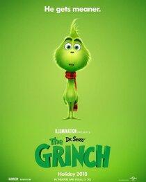 Постер к фильму Гринч