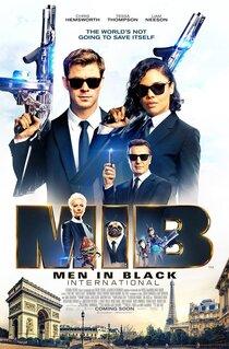 Постер к фильму Люди в черном: Интернэшнл