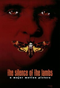 Постер к фильму Молчание ягнят