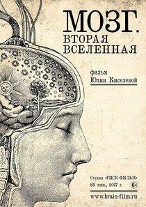 Постер к фильму «Мозг: вторая вселенная»