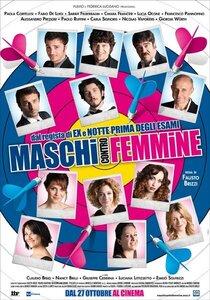 Постер к фильму Мужчины против женщин