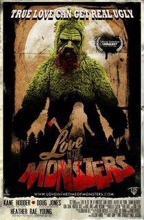 Постер к фильму Любовь во время монстров