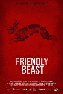 Постер к фильму Дружелюбный зверь