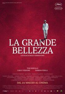 Постер к фильму Великая красота