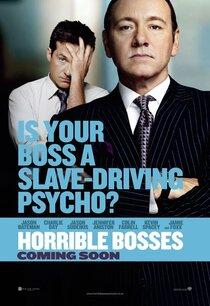 Постер к фильму Несносные боссы