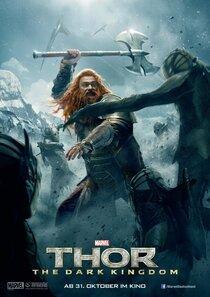Постер к фильму Тор 2: Царство тьмы