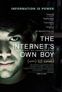 Постер к фильму Интернет-мальчик: История Аарона Шварца