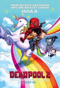 Постер к фильму Дэдпул 2
