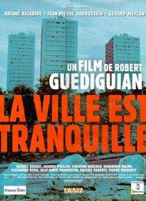 Постер к фильму В городе все спокойно