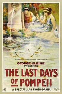 Постер к фильму Последние дни Помпеи