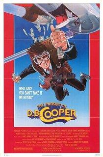 Постер к фильму Преследование Д. Б. Купера