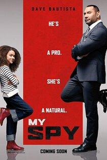Постер к фильму Мой шпион