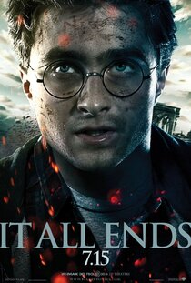 Постер к фильму Гарри Поттер и Дары смерти. Часть вторая