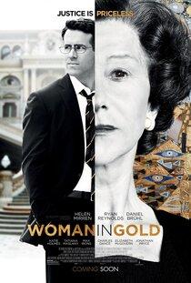Постер к фильму Женщина в золотом