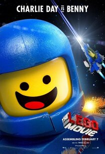 Постер к фильму Лего. Фильм