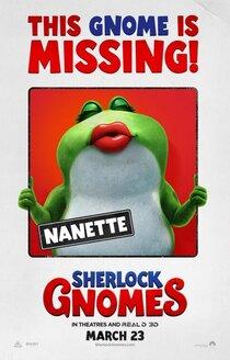 Постер к фильму Шерлок Гномс