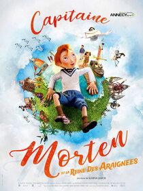 Постер к фильму Капитан Мортен и королева пауков
