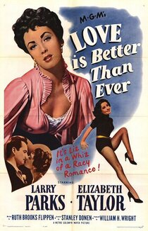 Постер к фильму Любовь лучше, чем когда-либо