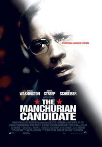 Постер к фильму Маньчжурский кандидат