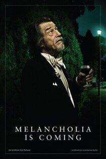 Постер к фильму Меланхолия