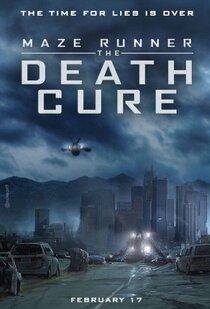 Постер к фильму Бегущий в лабиринте: Лекарство от смерти