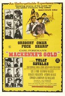 Постер к фильму Золото Маккенны