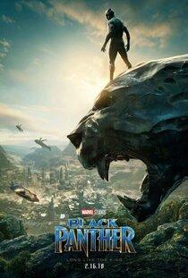 Постер к фильму Черная Пантера