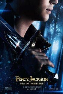 Постер к фильму Перси Джексон и море чудовищ