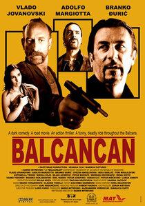 Постер к фильму Балканкан