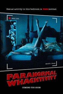 Постер к фильму Очень паранормальное кино