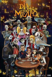 Постер к фильму Сельма в городе призраков