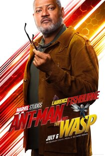 Постер к фильму Человек-муравей и Оса