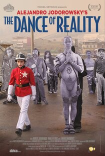 Постер к фильму Танец реальности